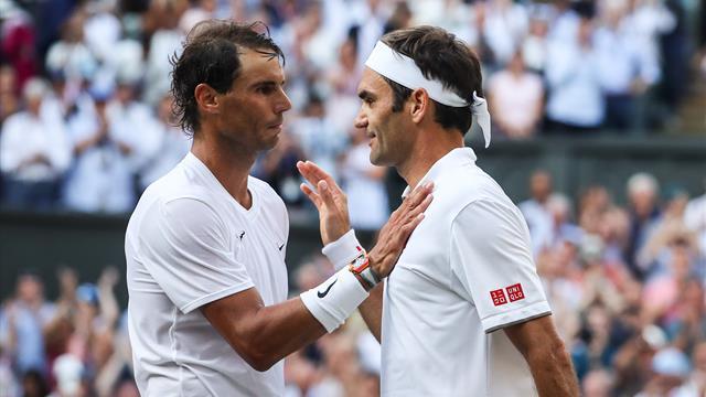 Nadal y Federer, más cerca que nunca