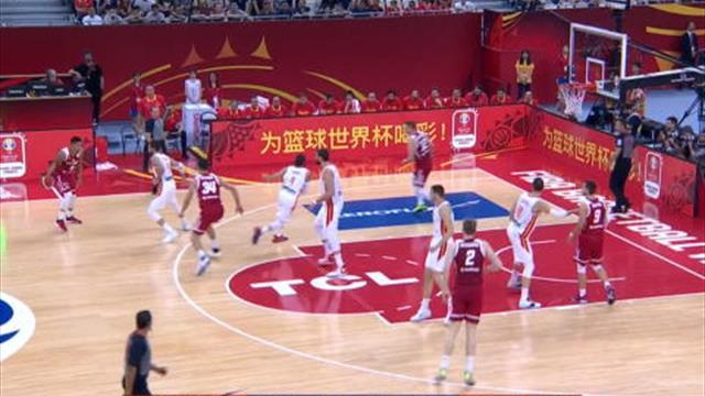 NBA-Star Rubio führt Spanien locker ins Halbfinale