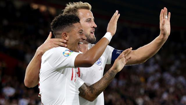 5-3 : Match de folie entre l'Angleterre et le Kosovo