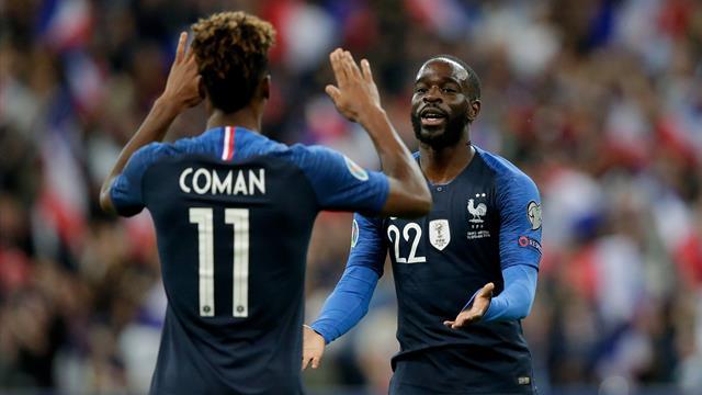 Coman scores again as France beat Andorra 3-0