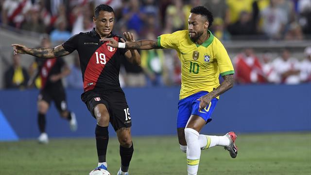 Neymar n'a pas sauvé un petit Brésil