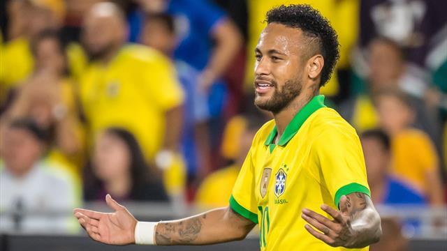Brasilien verliert Prestigeduell trotz Neymar und Coutinho