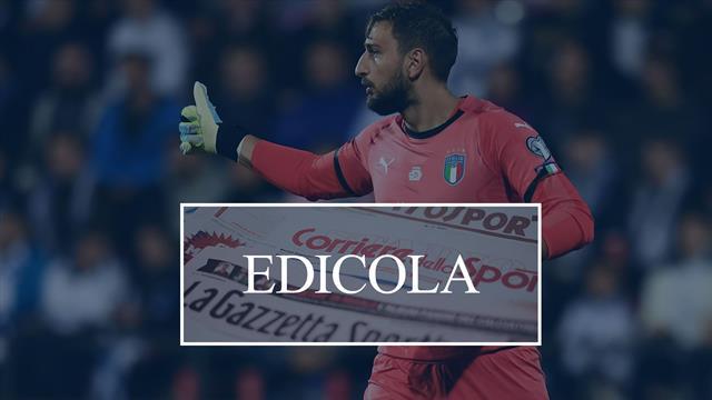 Edicola, la Juventus studia Havertz. Milan: rinnovo al ribasso per Donnarumma?