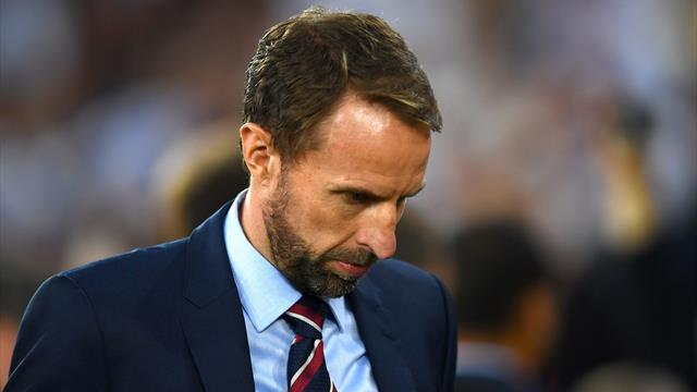 England reaction: Southgate wants basic errors cut out