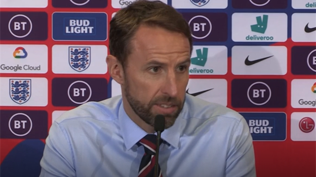 Southgate - Sterling 'almost unstoppable'