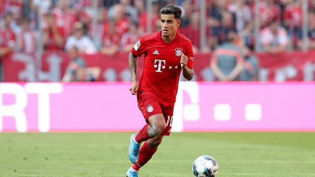 Plan A geleakt: Das hat Bayern mit Coutinho vor