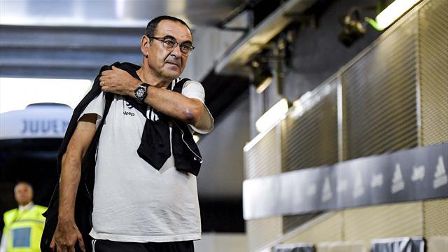 Lungenentzündung auskuriert: Sarri gibt Juve-Debüt