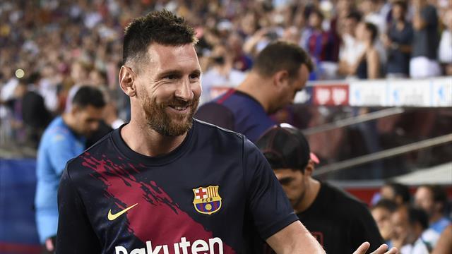 Messi fällt weiter aus - Einsatz gegen BVB ungewiss