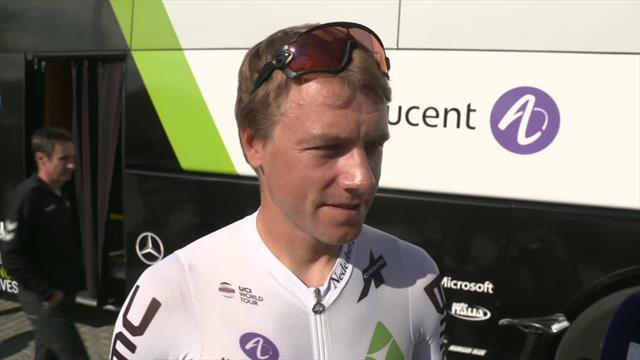 """Boasson Hagen: """"Met deze wind een onvoorspelbare etappe"""""""