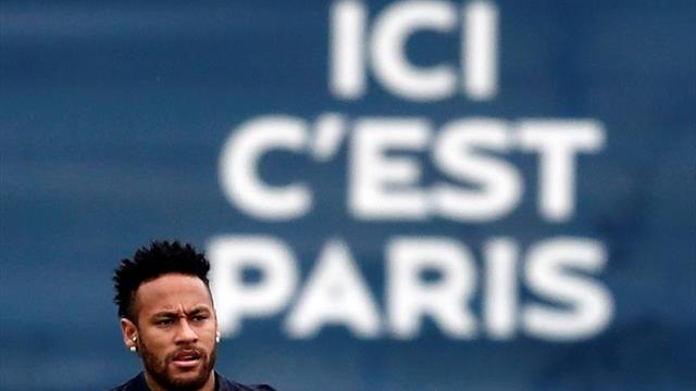 Neymar, operación reconquista