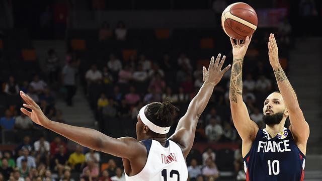 Mundial de baloncesto 2019, Estados Unidos-Francia: El campeón hinca la rodilla (79-89)