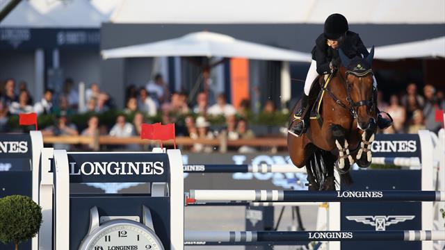 Les meilleurs cavaliers du monde se donnent rendez-vous à St Tropez