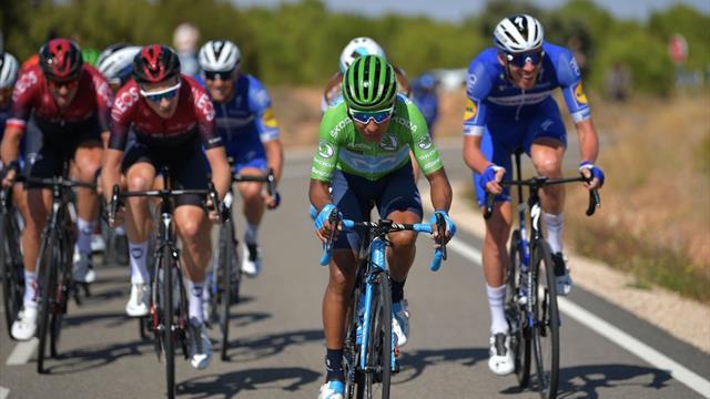 Un sacré bazar sacre Gilbert et remet Quintana sur le podium