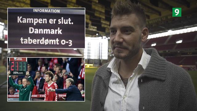 Stående ovationer mod Polen eller vanvittigt naboopgør? Hør om Bendtners største oplevelser i Parken