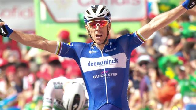 Gilbert breaks Bennett's heart in leg-sapping finale to Stage 17