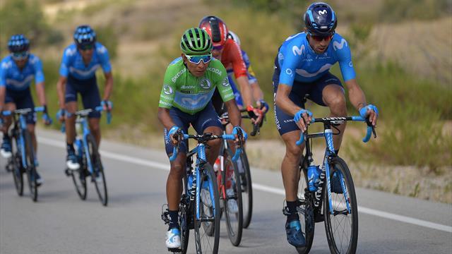 Gilbert già in forma Mondiale! Quintana ribalta la Vuelta con una fuga ed è 2° in classifica