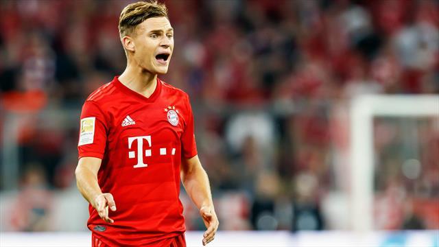 Kimmich macht sich wichtig - doch bei Bayern droht die Hybrid-Rolle