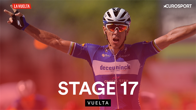 Highlights of stage that blew La Vuelta wide open