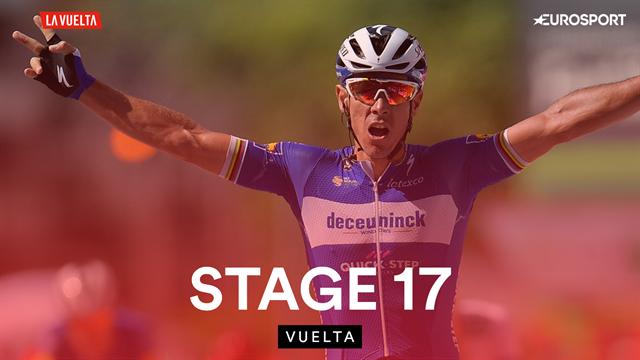 Vuelta | Highlights van de razendsnelle waaieretappe