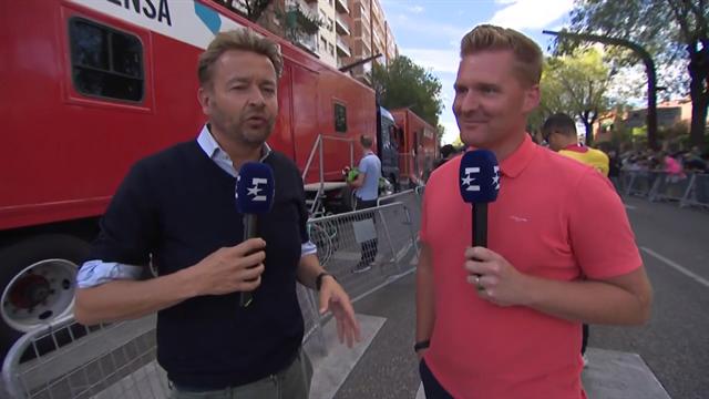 Vuelta | De nabeschouwing van Sander Kleikers en Bobbie Traksel na etappe 17