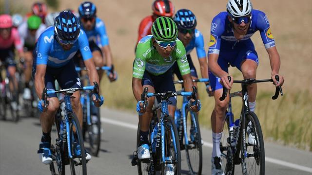 Roglic se ratifica en liderato de la Vuelta; López, destacado