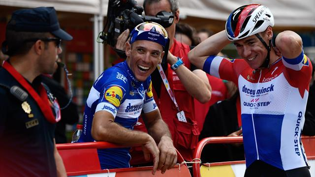 What really happened on a dramatic day at La Vuelta – Gilbert, Bennett, Quintana and Roglic react