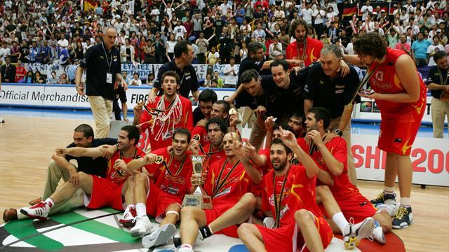 Mundial de baloncesto 2019, Generación tras generación España siempre compite: pase lo que pase