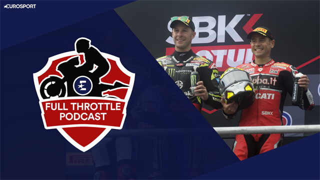 Full Throttle podcast: It's all about Jonathan Rea v Alvaro Bautista