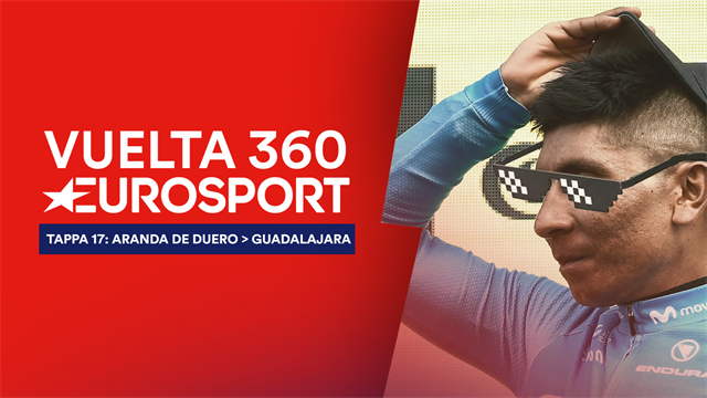 """""""Vuelta 360"""", tappa 17: Quanta fretta, dove corri? Gilbert al 2° successo, Quintana al 2° posto"""