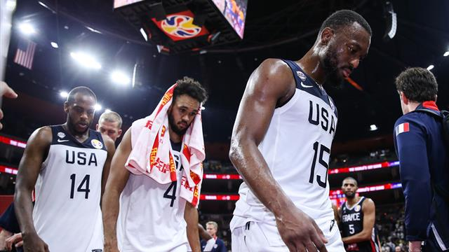 """""""Vous allez continuer à parler des absents ?"""" : Team USA ne se cherche pas d'excuse"""