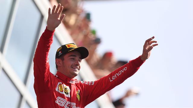 """Rosberg über Leclerc: """"Wird sicher Weltmeister im Ferrari"""""""
