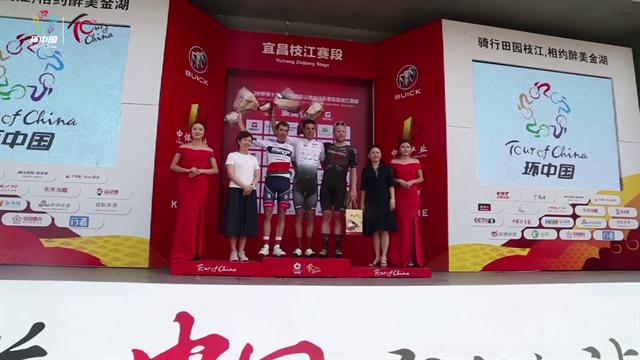 Tour of Cina: 4a tappa e maglia di leader per Jeroen Meijers