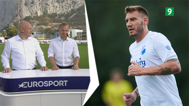 Lars Jacobsen om Bendtner i FCK: Det er en gave til Superligaen