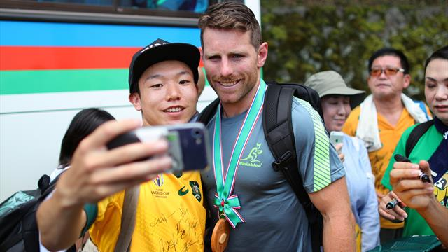 Foley to join Japan's Kubota Spears after World Cup