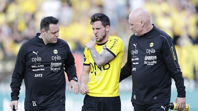 Friskmelder seg selv til Rosenborg-kampen