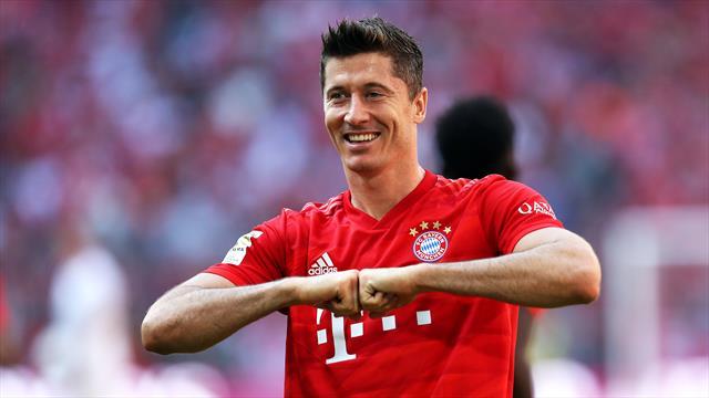 Endlich Weltklasse: Warum Bayern mehr denn je von Lewandowski profitiert
