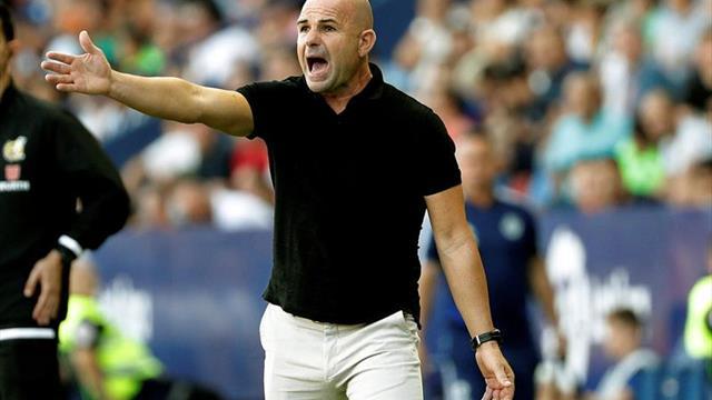 """Paco López: """"Puntuar o ganar en el Bernabéu es algo que se da pocas veces"""""""