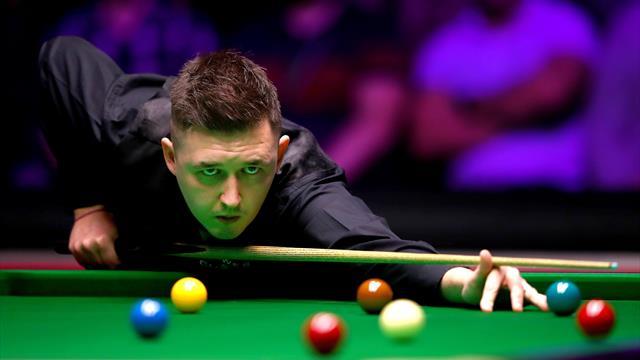 Wilson makes sublime break of 131 against O'Sullivan