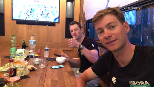 Inside Bora - 'Anxiety kicking in' ahead of Stage 18