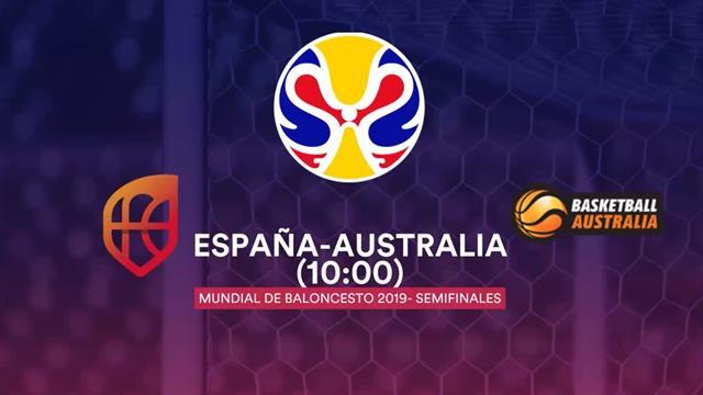 """La previa en 60"""" del España-Australia: Primera opción de medalla (10:00)"""
