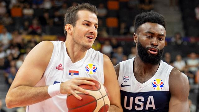 Basketball news - Serbia beat Team USA in World Cup - World