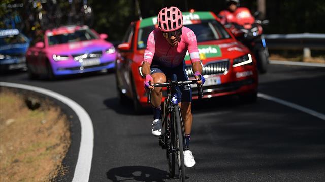 Vuelta a España 2019 (18ª etapa): Higuita vence a la épica y Roglic da otro golpe de autoridad