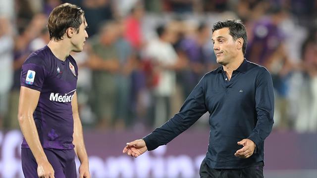 Lo strano Fiorentina-Juventus di Chiesa e Montella: a caccia della gloria nella partita più dura