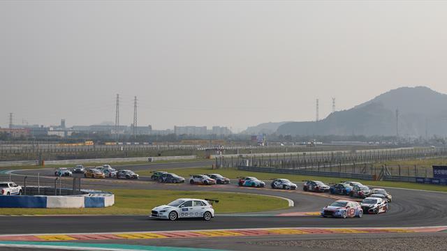 WTCR Race of China build-up: 2018 recap