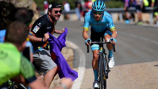 Vuelta a España 2019, lo que te perdiste (18ª etapa): Superman dinamitó la carrera a base de ataques