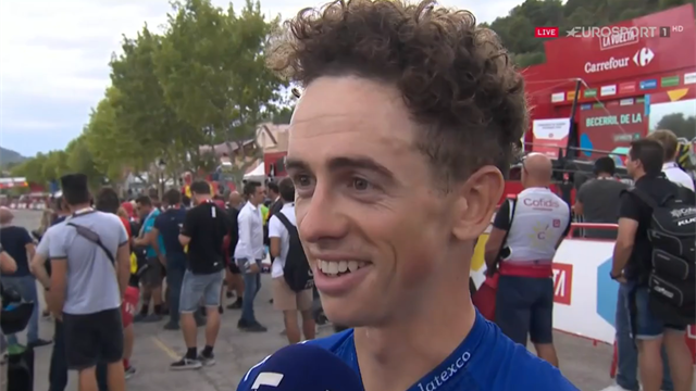 'It was really filthy out there!' - Knox reacts to another brutal stage