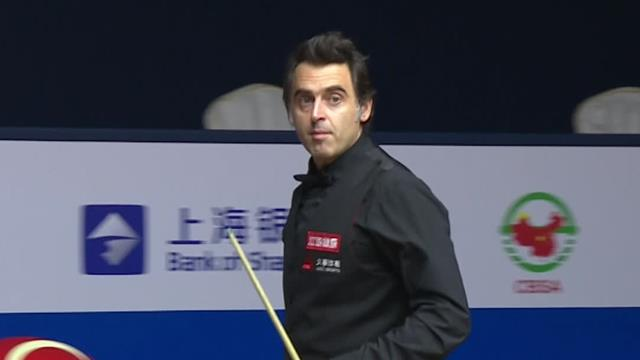 O'Sullivan completes stunning comeback to beat Wilson in Shanghai