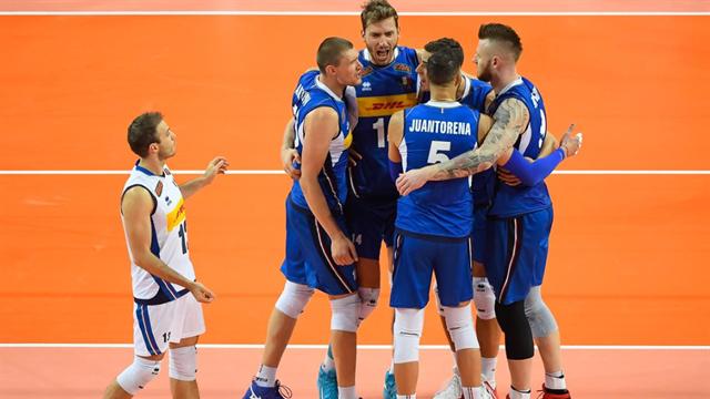 Italia, l'esordio è vincente: gli azzurri battono il Portogallo con un 3-0 in scioltezza