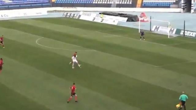 Юный хорватский гений умчался к воротам с центра поля, сделал финт Зидана и положил сочнейший мяч