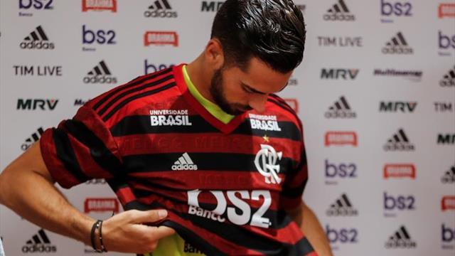 El español Pablo Marí dice que el Maracaná le emociona en cada partido